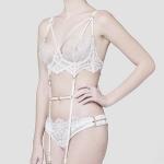 Bra with detachable harness Ophelia